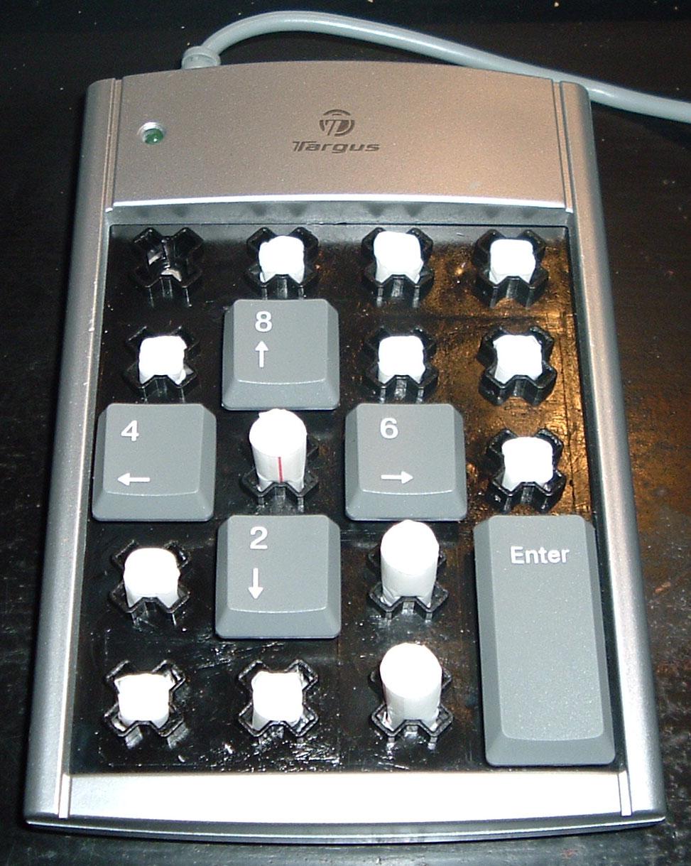 Special Keypad