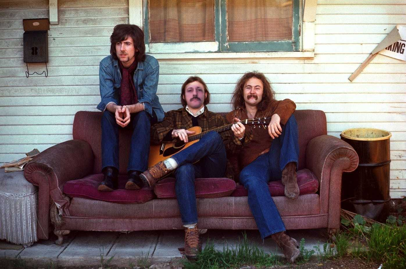 Crosby, Stills, & Nash?