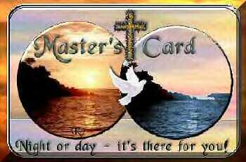 Master's Card